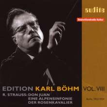 Karl Böhm Edition Vol.8 (Audite), CD