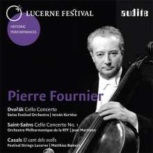 Pierre Fournier - Lucerne Festival, CD