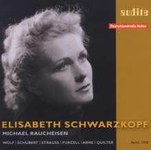 Elisabeth Schwarzkopf singt Lieder, CD