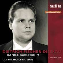Dietrich Fischer-Dieskau - Live in Berlin 1971, CD