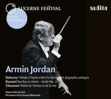 Armin Jordan - Lucerne Festival, CD