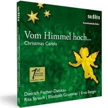 Vom Himmel Hoch - Christmas Carols (Weihnachtslieder aus dem RIAS-Archiv), CD