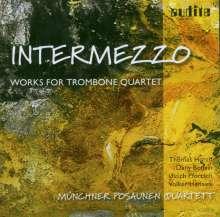 Münchner Posaunen Quartett - Intermezzo, CD