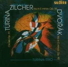 Hermann Zilcher (1881-1948): Klaviertrio op.56, CD