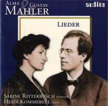 Alma Mahler-Werfel (1879-1964): Klavierlieder, CD