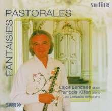Lajos Lencses - Fantaisies Pastorales, CD