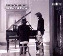 Französische Musik für Horn & Klavier, CD