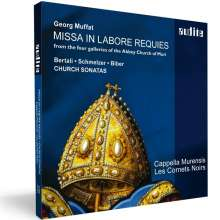 Georg Muffat (1653-1704): Missa in labore requies a 24, CD