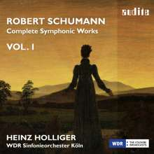 Robert Schumann (1810-1856): Complete Symphonic Works Vol.1, CD