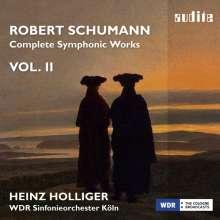 Robert Schumann (1810-1856): Complete Symphonic Works Vol.2, CD