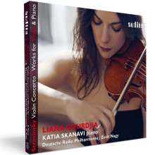 Igor Strawinsky (1882-1971): Violinkonzert, CD