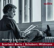 "Andrea Lucchesini - ""Scarlatti - Berio / Schubert - Widman"", CD"