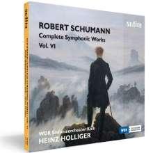 Robert Schumann (1810-1856): Complete Symphonic Works Vol.6, CD