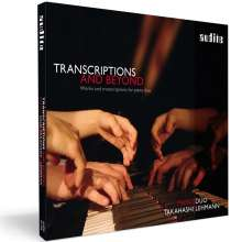Piano Duo Takahashi / Lehmann - Transcriptions And Beyond, CD