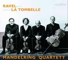 Fernand de la Tombelle (1854-1928): Streichquartett E-Dur op.36, CD