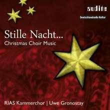 RIAS Kammerchor - Stille Nacht ... Christmas Choir Music, CD