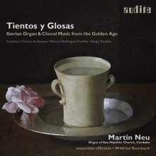 Martin Neu - Tientos y Glosas, CD