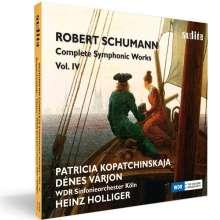 Robert Schumann (1810-1856): Complete Symphonic Works Vol.4, CD