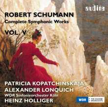 Robert Schumann (1810-1856): Complete Symphonic Works Vol.5, CD