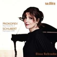 Serge Prokofieff (1891-1953): Klaviersonate Nr.2, CD
