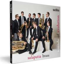 Salaputia Brass - Sounds of Evolution, CD