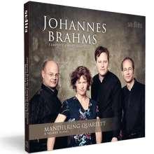 Johannes Brahms (1833-1897): Sämtliche Streichquintette, CD