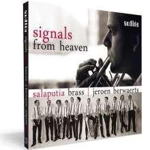 Salaputia Brass - Signals from Heaven, CD