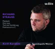 Richard Strauss (1864-1949): Tod & Verklärung op.24, CD