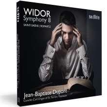 Charles-Marie Widor (1844-1937): Orgelsymphonie Nr.8, CD