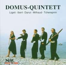 Diverse: Ligeti Ibert Danzi...., CD