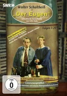 Der Eugen (Folgen 1-20), DVD