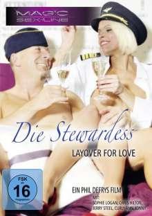 Die Stewardess - Layover for Love, DVD