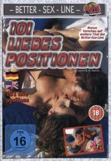 Better Sex Line: 101 Liebespositionen, DVD