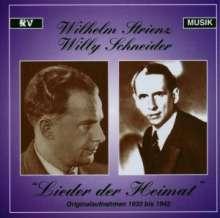 Strienz,W./Schneider,W.: Lieder der Heimat, CD