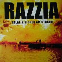 Razzia: Relativ sicher am Strand, LP