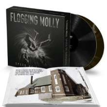 """Flogging Molly: Speed Of Darkness (Limited Deluxe Edition) (CD + 5"""" Vinyl), 2 CDs"""