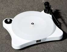 "33punkt3 ""White Edition"" Plattenspieler, Technik"