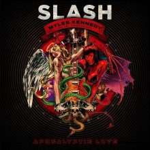 Slash: Apocalyptic Love (180g), 2 LPs