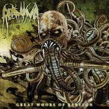 Reanima: Great Whore Of Babylon, CD