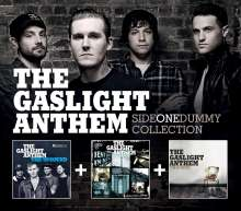 The Gaslight Anthem: Side One Dummy Collection, 3 CDs