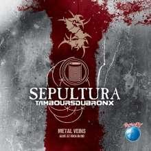 Sepultura: Metal Veins - Alive At Rock In Rio, 2 LPs
