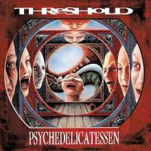 Threshold: Psychedelicatessen (Definitive Edition) (Silver Vinyl), 3 LPs
