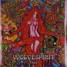WolveSpirit: Free (180g) (Colored Vinyl), 2 LPs