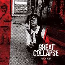 Great Collapse: Holy War (Red Vinyl), LP