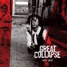 Great Collapse: Holy War (White Vinyl), LP