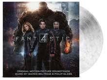Filmmusik: Fantastic Four (2015) (180g) (Limited Numbered Edition) (Colored Vinyl), 2 LPs