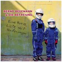 Bernd Begemann & Die Befreiung: Eine kurze Liste mit Forderungen, 2 LPs