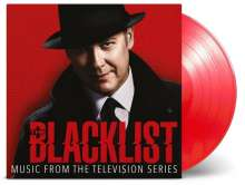 Filmmusik: Blacklist (180g) (Limited Numbered Edition) (Translucent Red Vinyl), LP