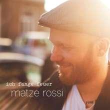 Matze Rossi: Ich fange Feuer, LP