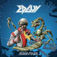 Edguy: Space Police - Defenders Of The Crown, 2 LPs